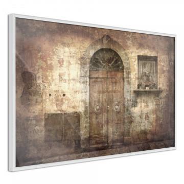 Poster - Mysterious Door