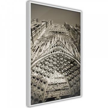 Poster - Paris Monument