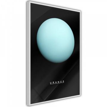 Poster - The Solar System: Uranus