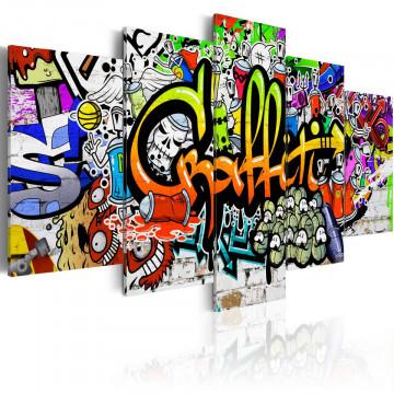 Tablou - Artistic Graffiti