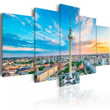 Tablou - Berlin TV Tower, Germany