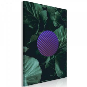 Tablou - Botanical Abstraction (1 Part) Vertical