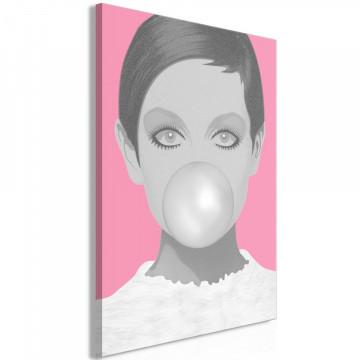 Tablou - Bubble Gum (1 Part) Vertical