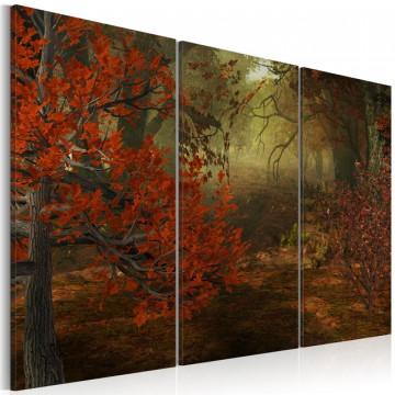Tablou - Copse - triptych