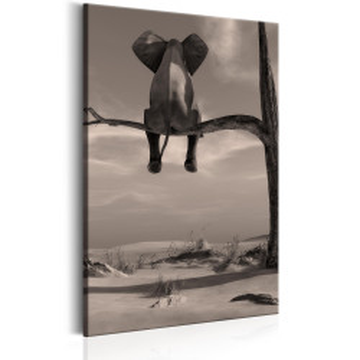 Tablou - Elephant in the Desert