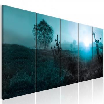 Tablou - Emerald Deer I