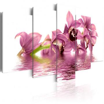 Tablou - Floating lilies