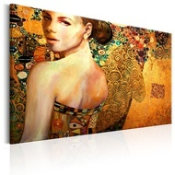 Tablou - Golden Lady
