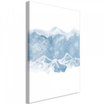 Tablou - Ice Land (1 Part) Vertical