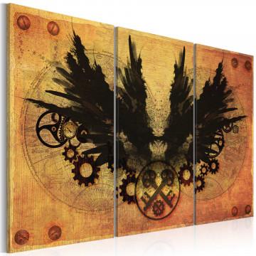 Tablou - Mechanical wings