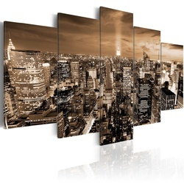 Tablou - New York: night light