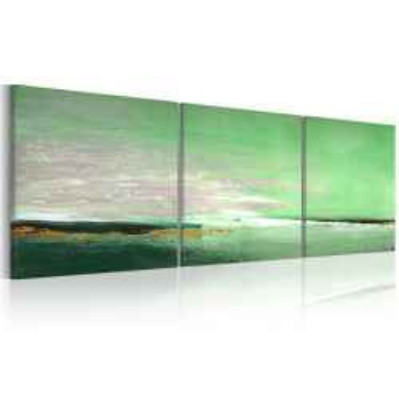 Tablou pictat manual - Sea-green coast
