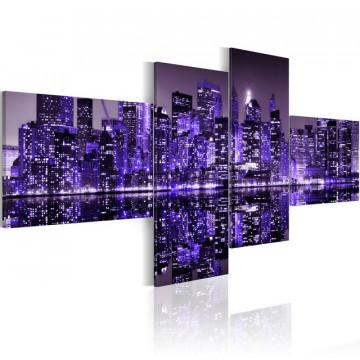 Tablou - Purple York