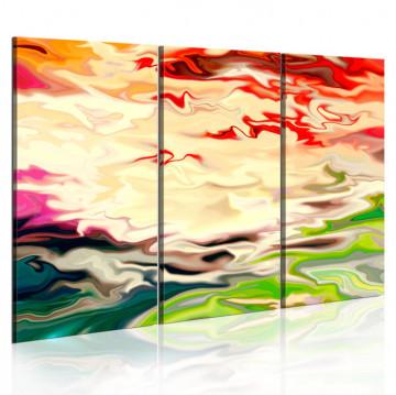 Tablou - Rainbow reflections