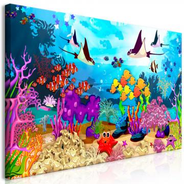 Tablou - Underwater Fun (1 Part) Wide