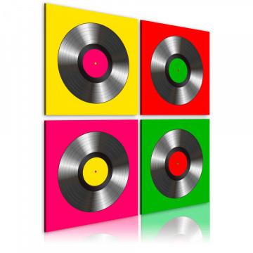 Tablou - Vinyls: Pop art