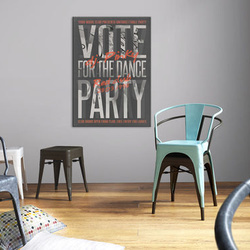 Tablou - Vote for the dance party!