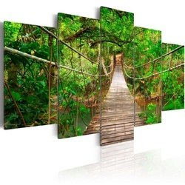 Tablou - Walk among the trees