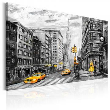 Tablou - Walk in New York