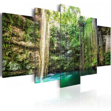 Tablou - Waterfall of Trees