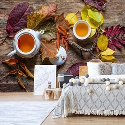 Tea Of September Photo Wallpaper Mural