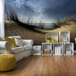 To The Beach Photo Wallpaper Mural