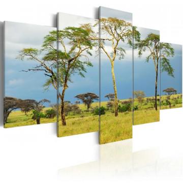 Tablou - African greenery