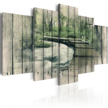 Tablou - The River of Secrets