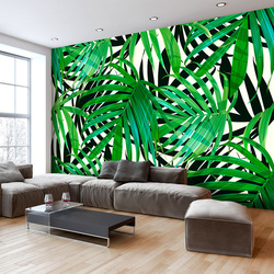 Fototapet - Tropical Leaves