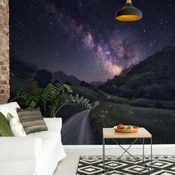 Path To The Stars Photo Wallpaper Mural