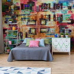 Abstract Architecture Photo Wallpaper Mural