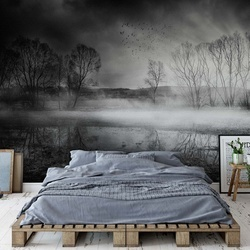 After The Rain Photo Wallpaper Mural