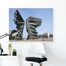Architecture Canvas Photo Print