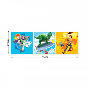 Disney Toy Story Canvas Photo Print