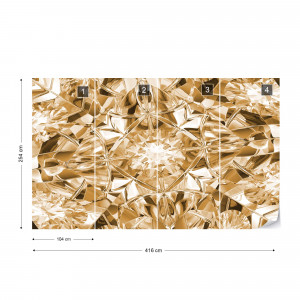 Facets of Luxury in Sepia