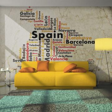 Fototapet - Colors of Spain