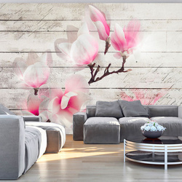 Fototapet - Gentleness of the Magnolia