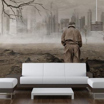 Fototapet - Ghost's city