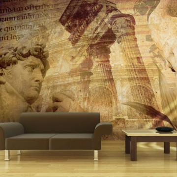 Fototapet - Greek collage