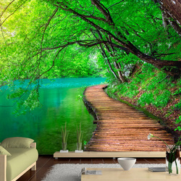 Fototapet - Green peace