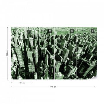 Fototapet - Jungla Urbană – Verde