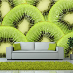 Fototapet - Kiwi slices