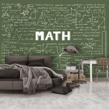 Fototapet - Mathematical Formulas