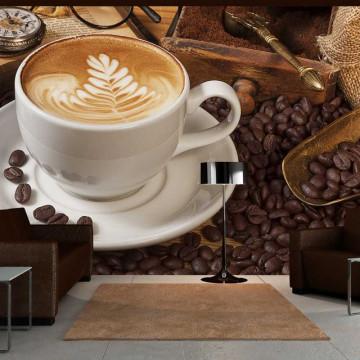 Fototapet - Maybe coffee?