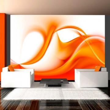 Fototapet - Orange dream