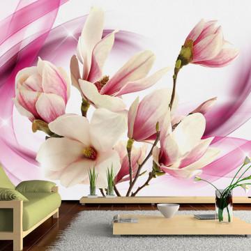 Fototapet - Power of Magnolia