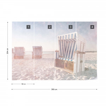 Fototapet - Relaxare pe Plajă