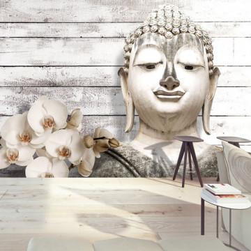 Fototapet - Smiling Buddha