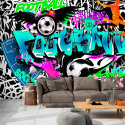 Fototapet - Sports Graffiti