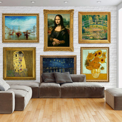Fototapet - Wall of treasures